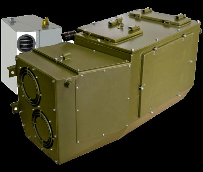 Агрегат електричного живлення та кондиціювання АПК-3,0