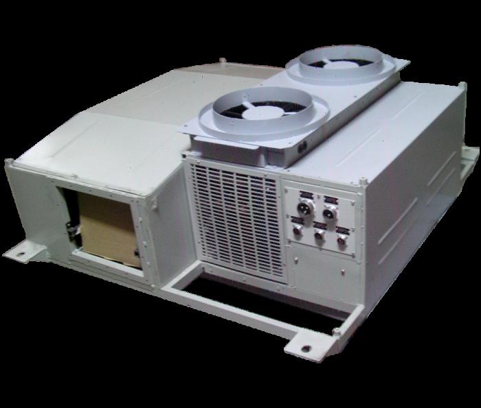 Кондиціонер ККТ-5 для кабіни машиніста тепловоза