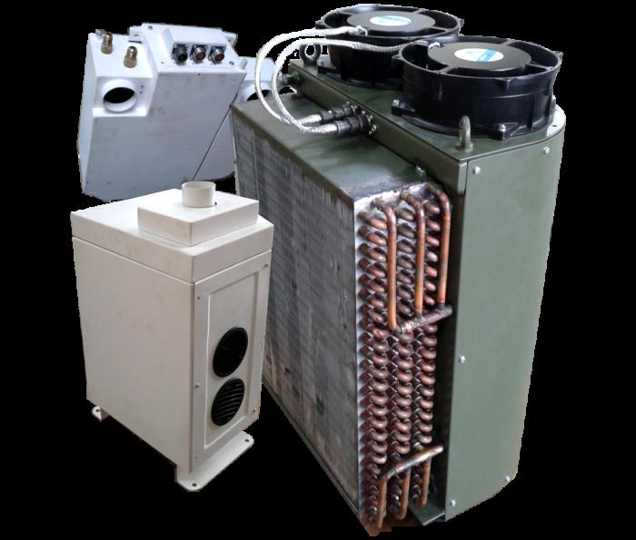Кондиціонер КРК-4,0 для модернізації ЗРК «Куб»
