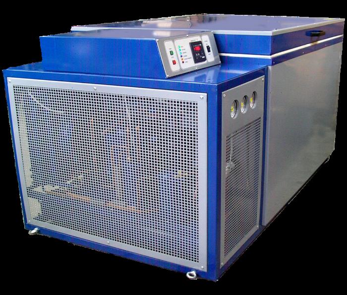 Скриня низькотемпературна ЛН-55 {продуктивність по холоду 1500Вт)